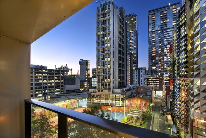 Picture of 701/31 A'Beckett Street, Melbourne