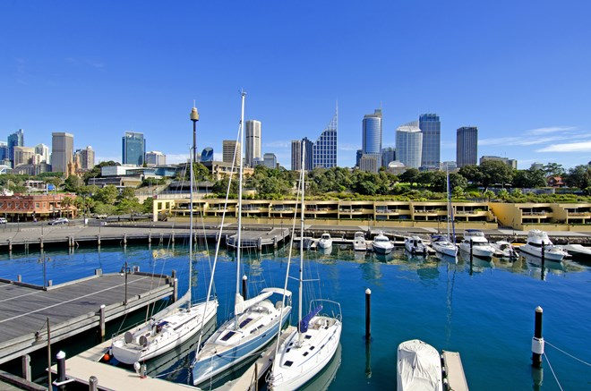 Picture of 503/6 Cowper Wharf Roadway, Woolloomooloo