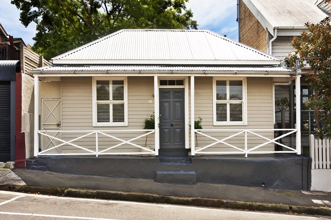 Picture of 15 Stewart Street, Balmain