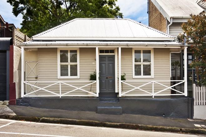 Picture of 15 Stewart Street, Balmain