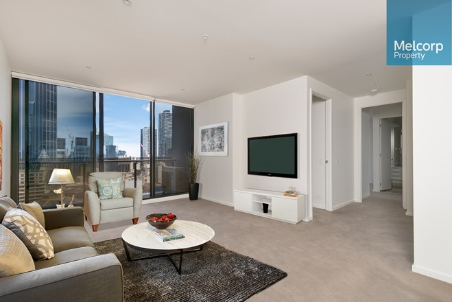 Picture of 1810/318 Russell  Street, Melbourne