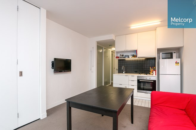Picture of 1510/31 A'beckett Street, Melbourne