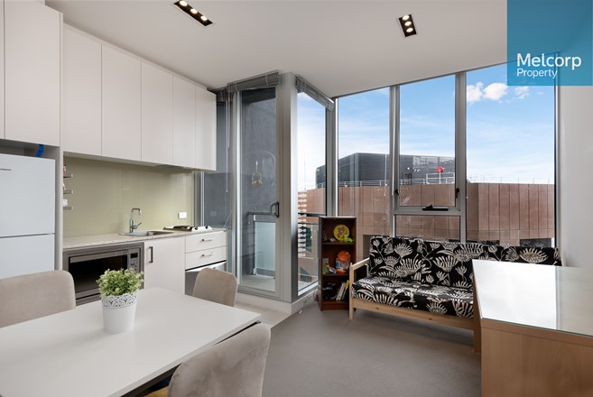 Picture of 2510/8 Franklin Street, Melbourne