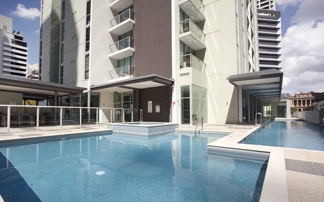 Picture of 1505/108 Albert Street, Brisbane City