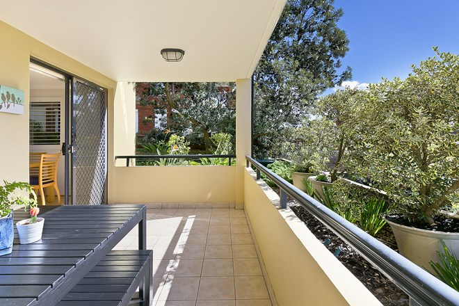 Picture of 1/12 Campbell Parade, Manly Vale
