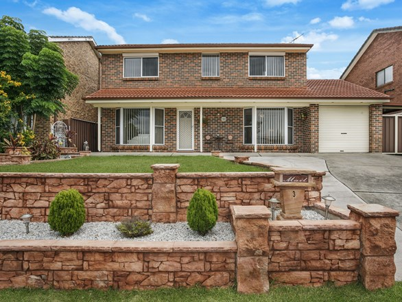 Picture of 3 Mimosa Road, Bossley Park