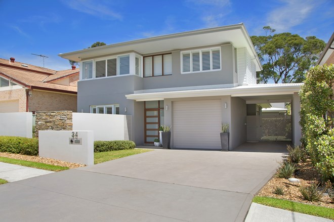 Picture of 34 Pacific  Street, Caringbah