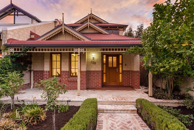 Picture of 129 Lawler Street, Subiaco