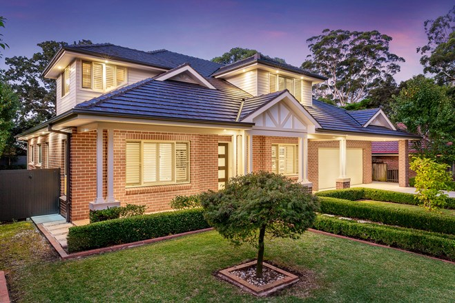Picture of 1 Challis Avenue, Turramurra