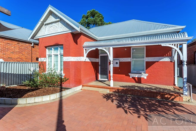 Picture of 123 West Parade, Mount Lawley