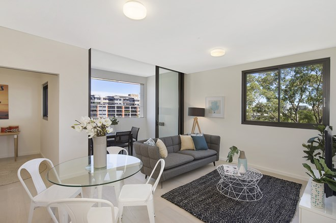 Picture of 412/1-3 Dunning  Avenue, Rosebery