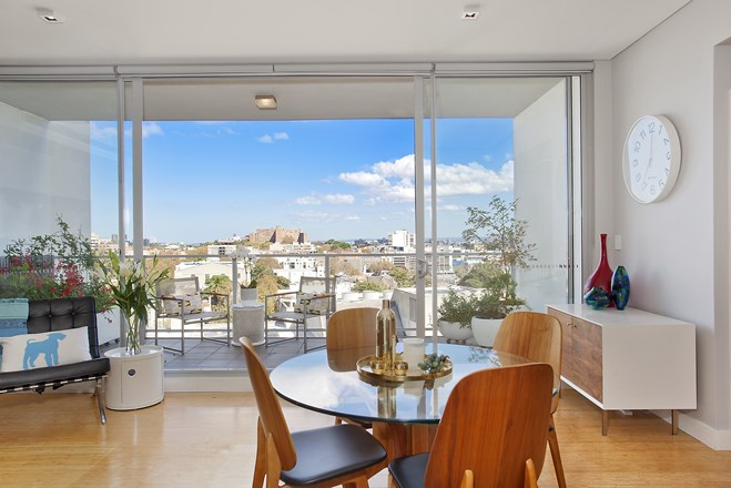 Picture of 62/200 Goulburn  Street, Surry Hills