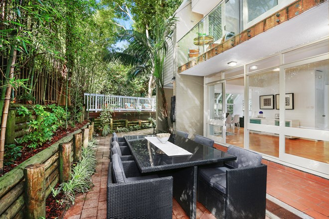Picture of Townhouse 5/36 Carlotta Road, Double Bay