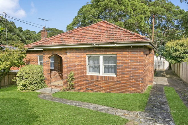 Picture of 86 River Road West, Lane Cove