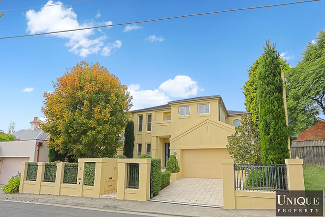 Picture of 8 Nichol  Parade, Strathfield