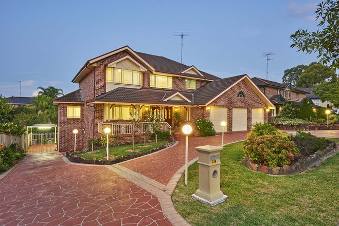 Picture of 31 Bingara Crescent, Bella Vista