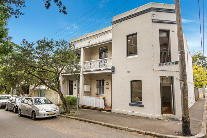 Picture of 25 Hegarty Street, Glebe