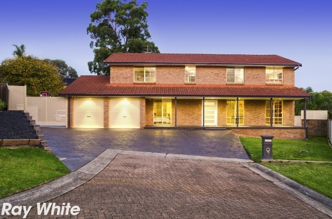Picture of 3 Doheny Close, Baulkham Hills