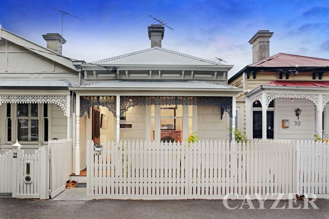 Picture of 32 Glover Street, South Melbourne