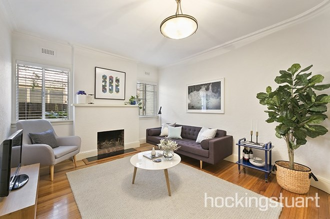 Picture of 3/38 Arnold Street, South Yarra