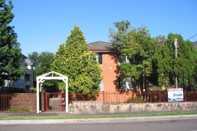 Picture of 1/49 O'Connell Street, North Parramatta
