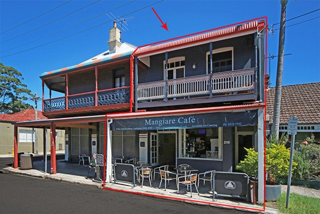 Picture of 216 Catherine Street, Leichhardt