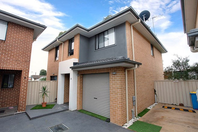 Picture of 3/6 Springfield Avenue, Blacktown