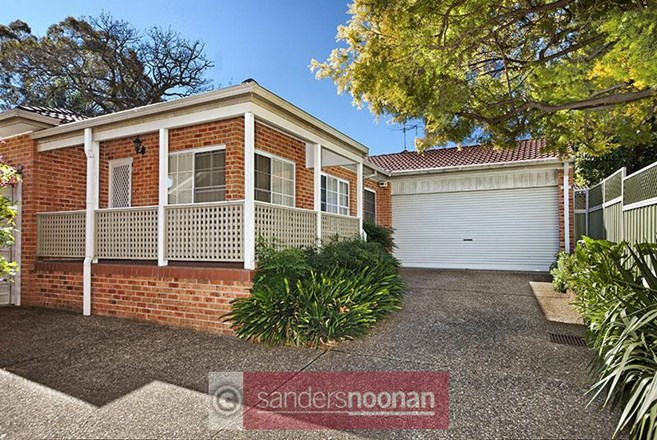Picture of 3/86 Villiers Avenue, Mortdale