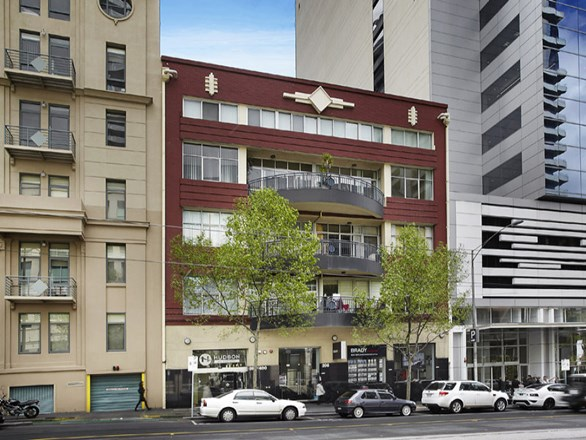 Picture of 32/398 La Trobe Street, Melbourne