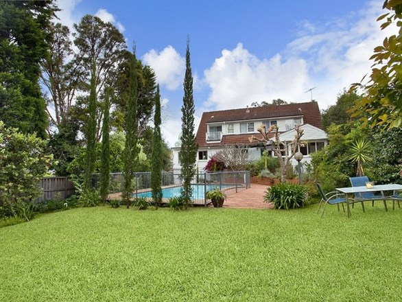 Picture of 8 Larbert Avenue, Wahroonga