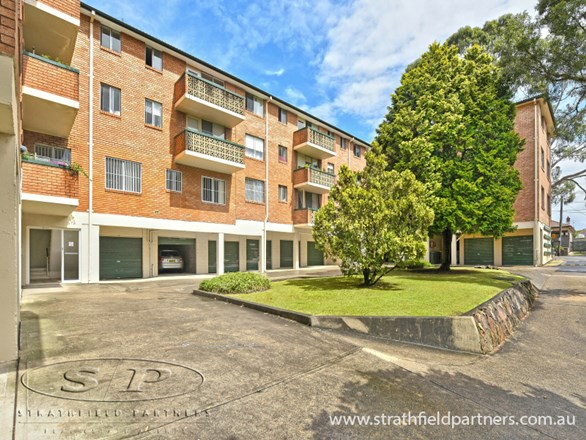 Picture of 17/14-18 Roberts Street, Strathfield