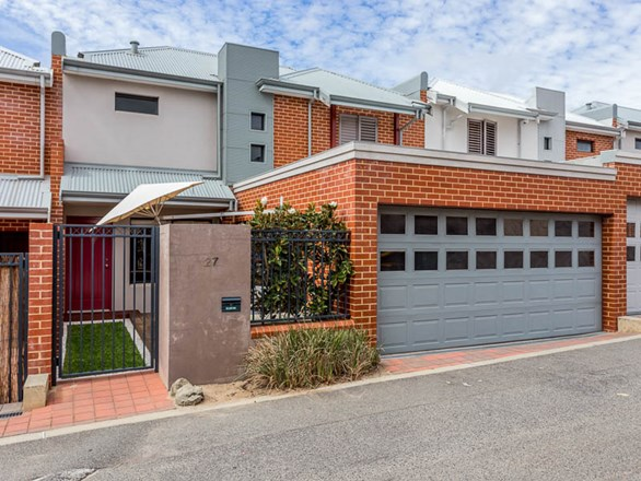 Picture of 27 Sholl Lane, North Perth