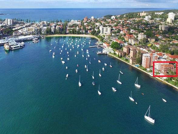 Picture of 4/16 Cove Avenue, Manly