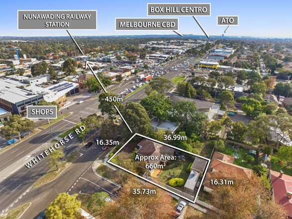 Picture of 361 whitehorse Road, Nunawading