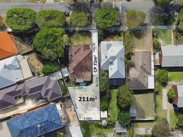 Picture of 57a Elizabeth Street, North Perth