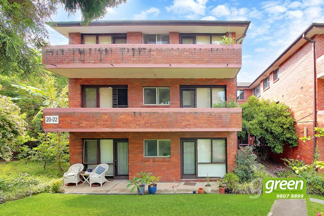 Picture of 7/20 Station Street, West Ryde