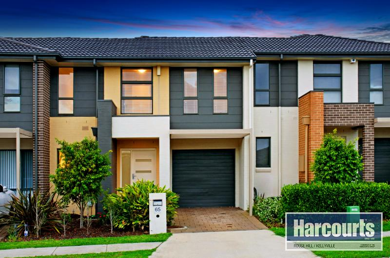 Sold 65 waterfall boulevard the ponds nsw 2769 on 28 jan for 2 torrens terrace