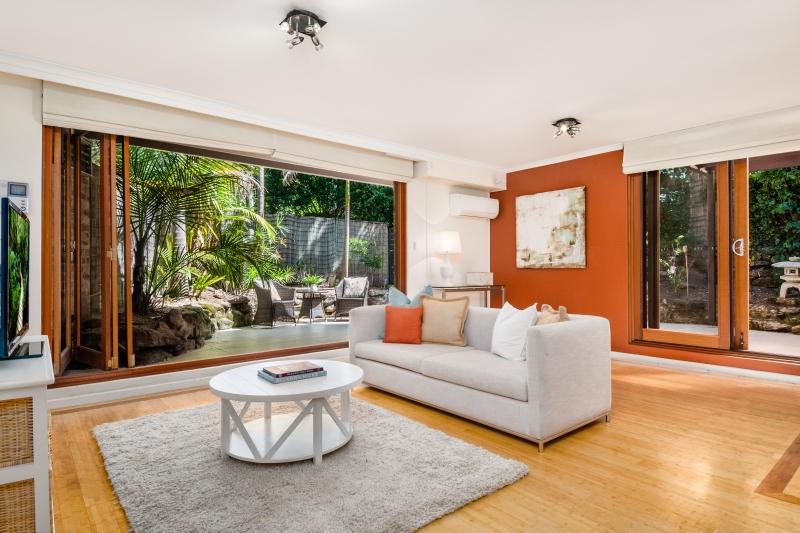 Sold 12 60 carabella street kirribilli nsw 2061 on 12 feb for Kirribilli house floor plan