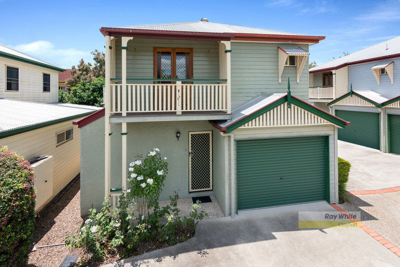 Picture of 3/11 Noble Street, Clayfield