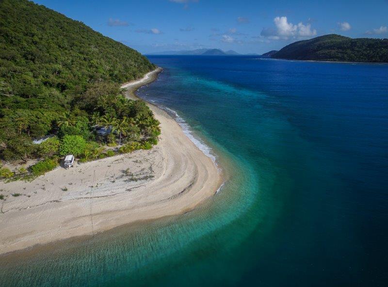 Pelorus Island, Palm Island