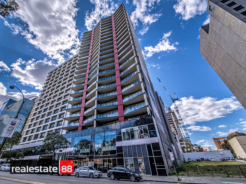146 22 st georges terrace perth wa 6000 apartment for for 22 st georges terrace