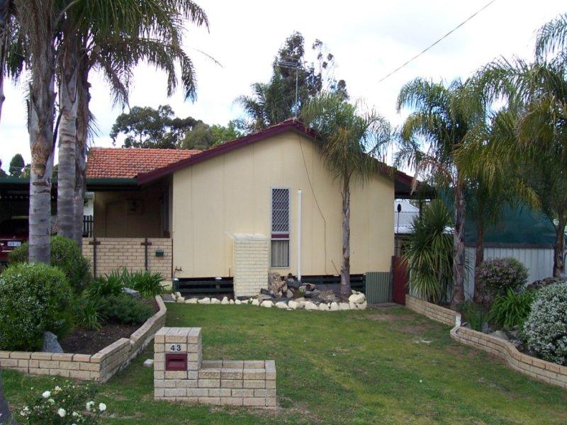 43 Wylam Road, Collie WA 6225, Image 0