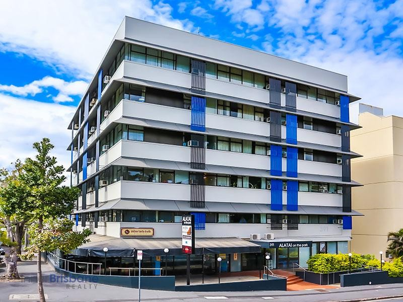 406a 391 wickham terrace spring hill qld 4000 apartment