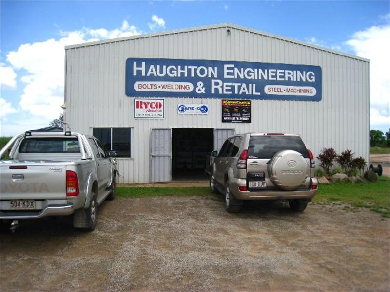 Industrial manufacturing townsville district qld