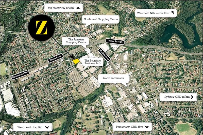 western sydney university unit guide