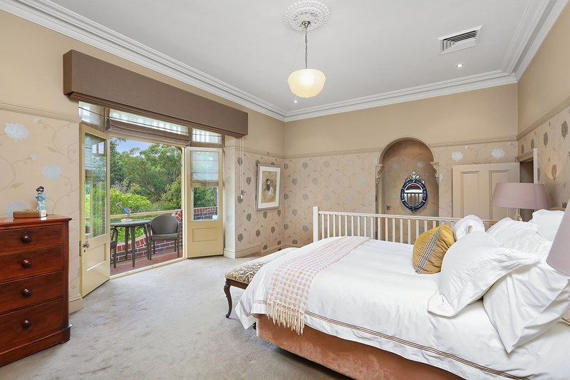 Bedroom at Theace, 24 Nelson Street, Gordon NSW 2072