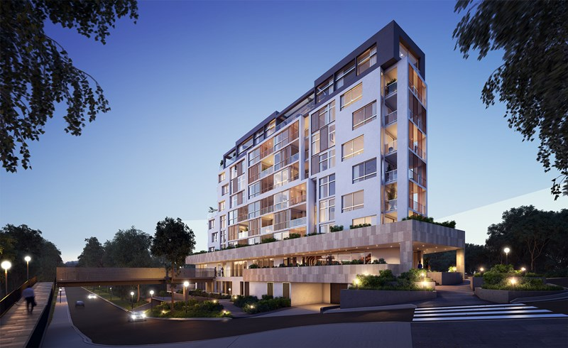 Main photo of 208/1 - 5 Little Street, Lane Cove - More Details