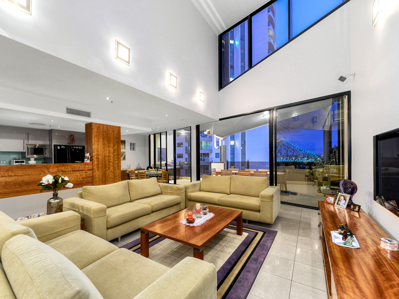 10 461 Adelaide Street Brisbane City QLD 4000 Off The Plan Apartment For S