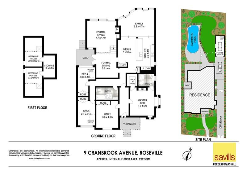9 Cranbrook Avenue, Roseville NSW 2069, Image 11