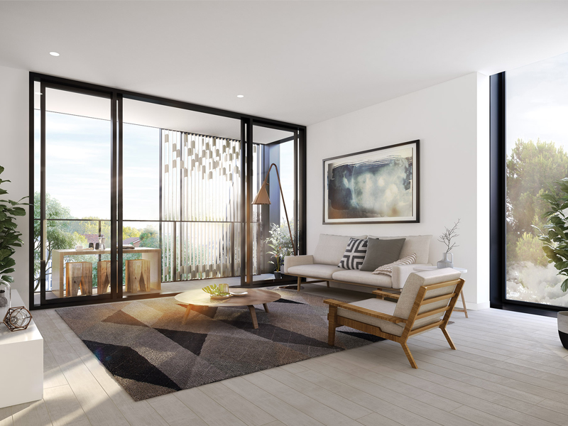 Main photo of 217/275 Abbotsford Street, North Melbourne - More Details